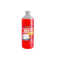 OAT Antifreeze Red Concentrated 1 Litre