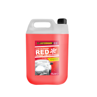 OAT Antifreeze Red Concentrated 5 Litre