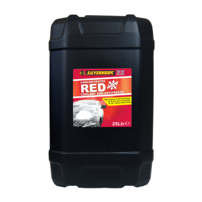 Antifreeze Red Concentrated 25 Litre