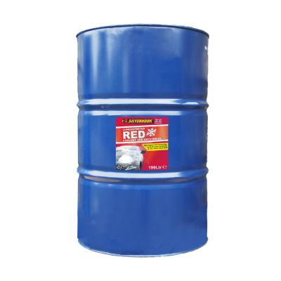 OAT Antifreeze Red Concentrated 199 Litre