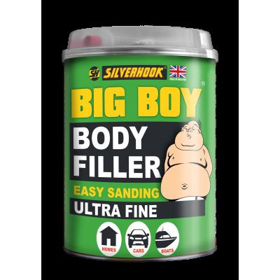 Big Boy Filler Ultra Fine 3.5 litre - 7.3kg Tub