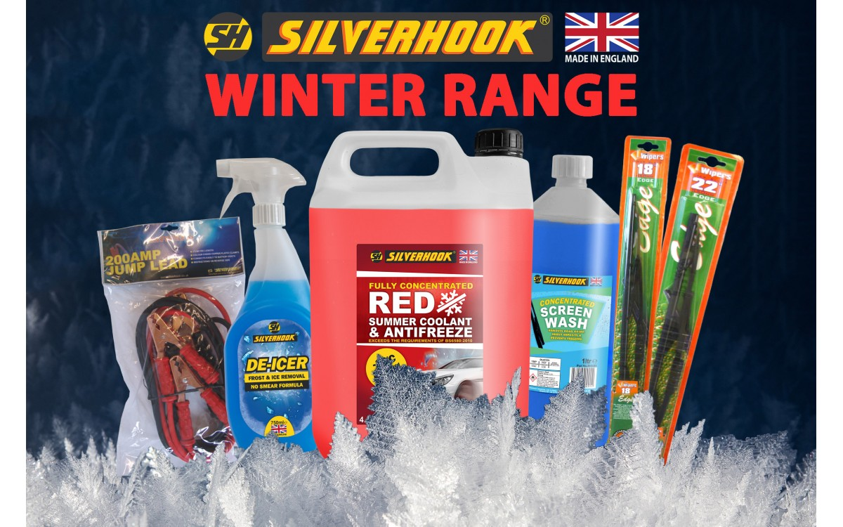 Silverhook's Top Selling Winter Products