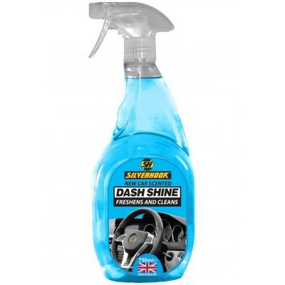 Dash Shine New Car Scented Trigger 750 ml
