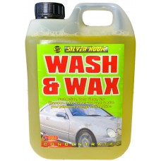 Wash & Wax 5 Litre