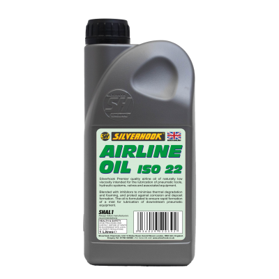 Air Line Oil ISO22 1 Litre