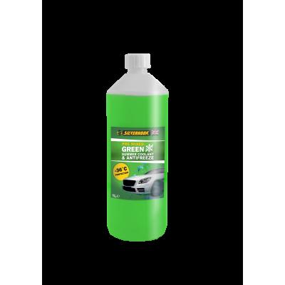Antifreeze Green Pre Mixed 1 Litre