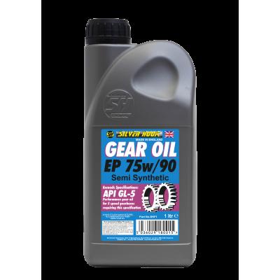 Gear Oil 75W/90 Semi Synthetic 1 Litre