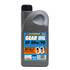 Gear Oil 80W/90 GL5 1 Litre