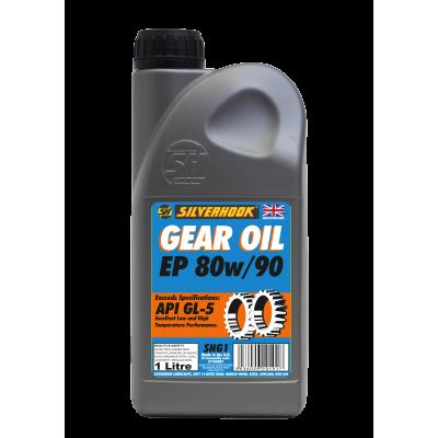 Gear Oil 80W/90 GL5 1 Litre