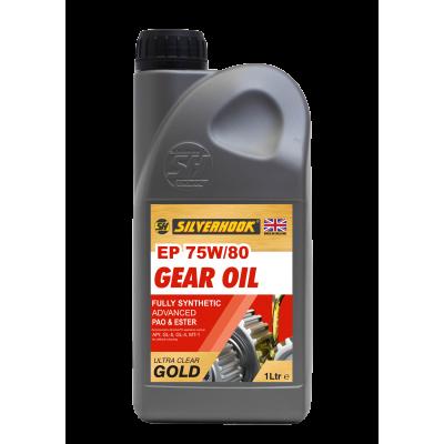 Gear Oil 75W/80 GL4/GL5 Synth 1 Litre
