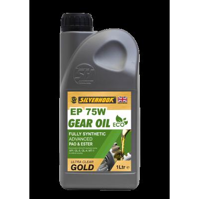 Gear Oil 75W GL4/GL5 Fully Synthetic 1 Litre