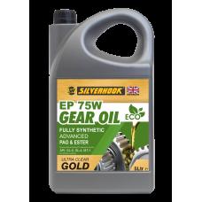 Gear Oil 75W GL4/GL5 Fully Synthetic 5 Litre