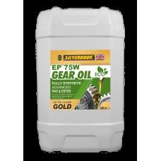 Gear Oil 75W GL4/GL5 Fully Synthetic 20 Litre