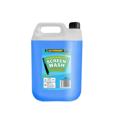 Screen Wash Concentrated 5 Litre