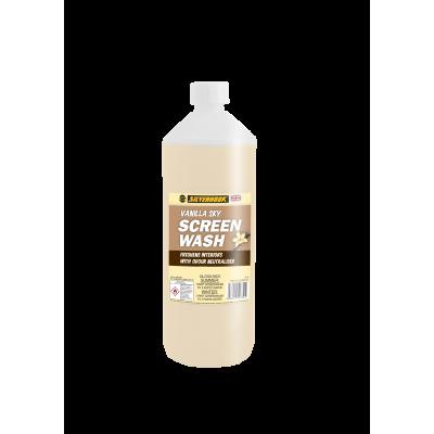 Screen Wash 1 Litre Fragrant Vanilla