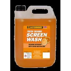 Screen Wash 5 Litre Fragrant Orange