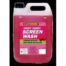 Screen Wash 5 Litre Fragrant Cherry