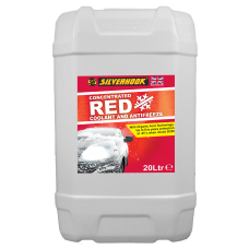 OAT Antifreeze Red Concentrated 20 Litre