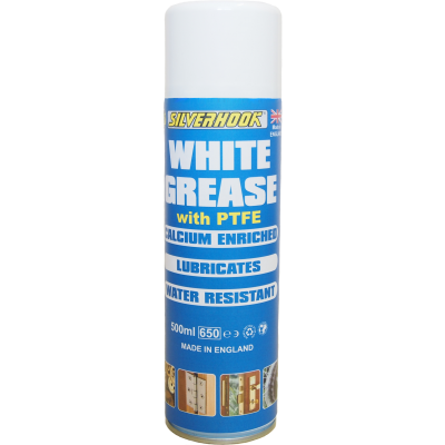 Spray Grease White 500 ml