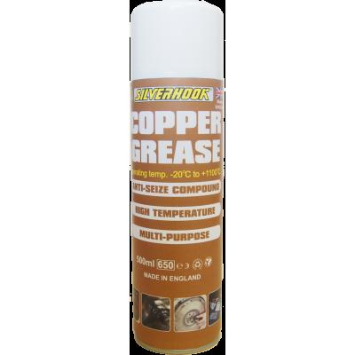Spray Grease Copper 500 ml