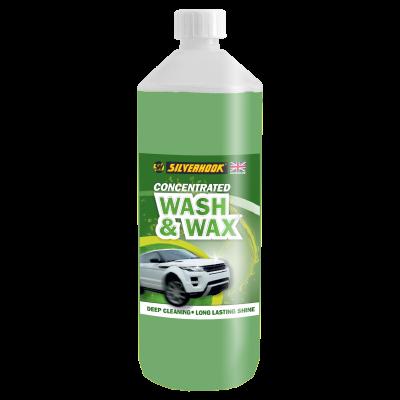Wash & Wax 1 Litre