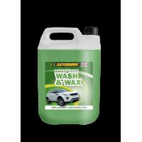 Wash & Wax 5 Litre