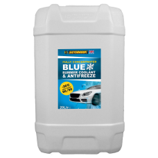 Antifreeze Blue Fully Concentrated 20 Litre