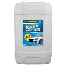 Antifreeze Blue Pre Mixed 20 Litre