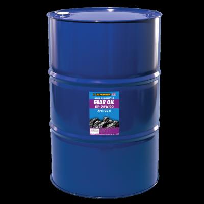 Gear Oil 75W/90 Semi Synthetic 205 Litre