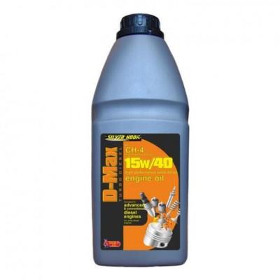 """OIL 15w/40 """"D-MAX"""" CH4 1L"""