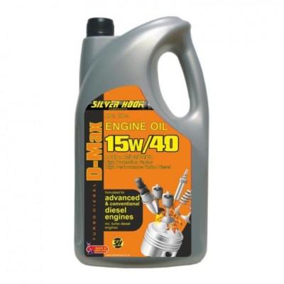 """OIL 15w/40 """"D-MAX"""" CH4 4.5ltr"""