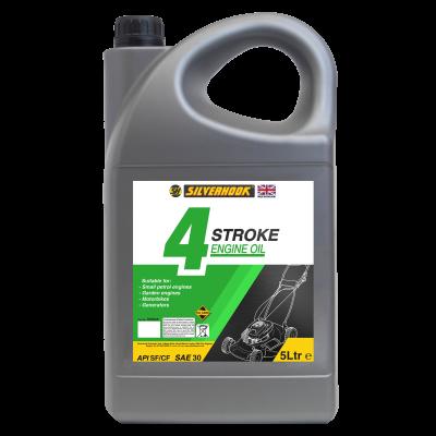 Four Stroke Engine Oil SAE30 5 Litre