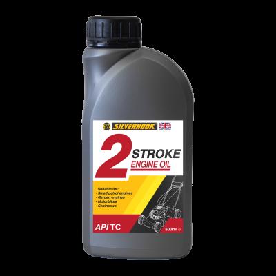 Two Stroke Engine Oil API TC 500ml