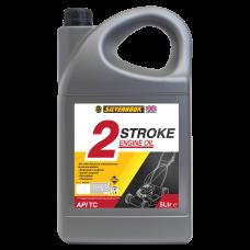 Two Stroke Engine Oil API TC 4.54 Litre