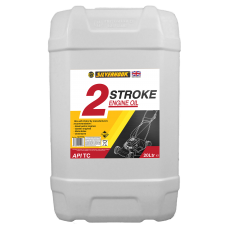 Two Stroke Engine Oil API TC 20 Litre Drum
