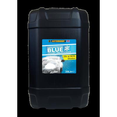 Antifreeze Blue Concentrated 25 Litre