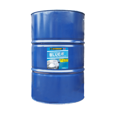 Antifreeze Blue Concentrated 199 Litre