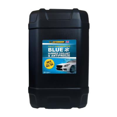 Antifreeze Blue 25 Litre