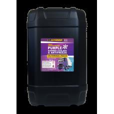 Antifreeze Heavy Duty Purple Concentrated 20 Litre