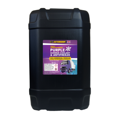 Antifreeze Heavy Duty Purple Concentrated 20 Litre