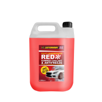 OAT Antifreeze Red Fully Concentrated 4.54 Litre