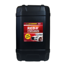OAT Antifreeze Red 25 Litre