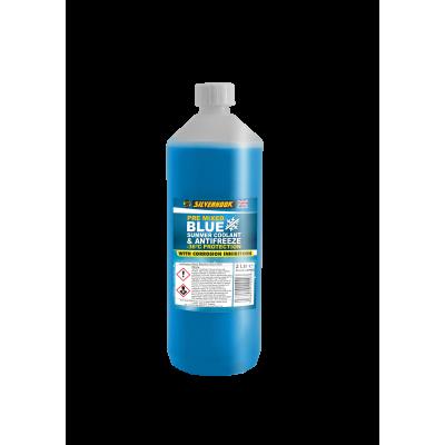 Antifreeze Blue Pre Mixed 2 Litre
