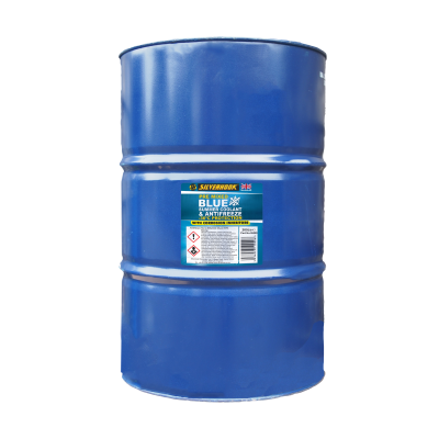 Antifreeze Blue Pre Mixed 205 Litre
