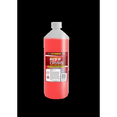 OAT Antifreeze Red Pre Mixed 2 Litre