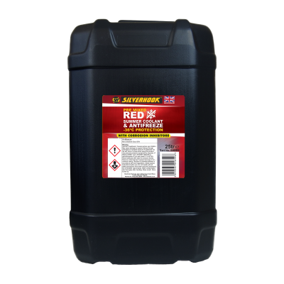 Antifreeze Minus 33 Red 25 Litre
