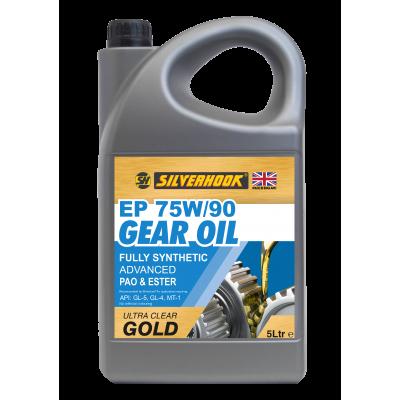 Gear Oil 75W/90 Fully Synthetic 5 Litre
