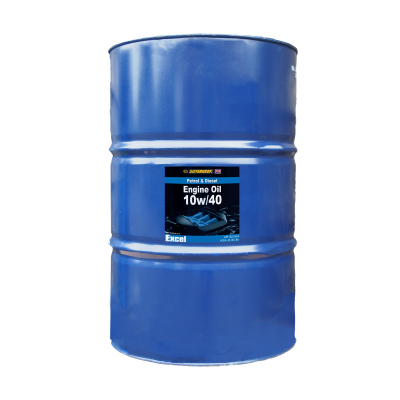10W/40 Engine Oil Semi Synthetic 205 Litre