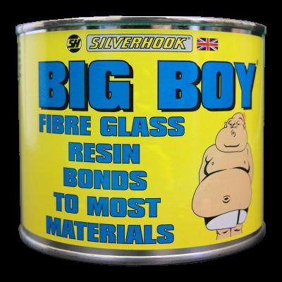 Big Boy Polyester Resin 500ml With Hardener