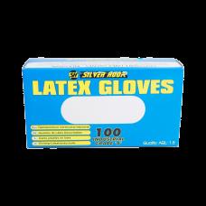 AQL 1.5 Latex Gloves Sm 6.5g (100)